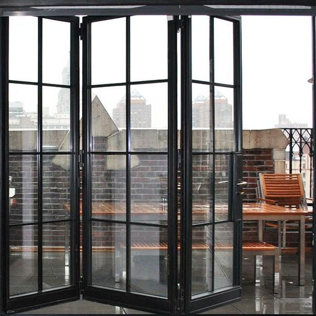 Steel Bifold Doors Rhino, How Much Are Accordion Patio Doors